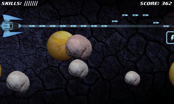 Galaxy Jet screenshot 3
